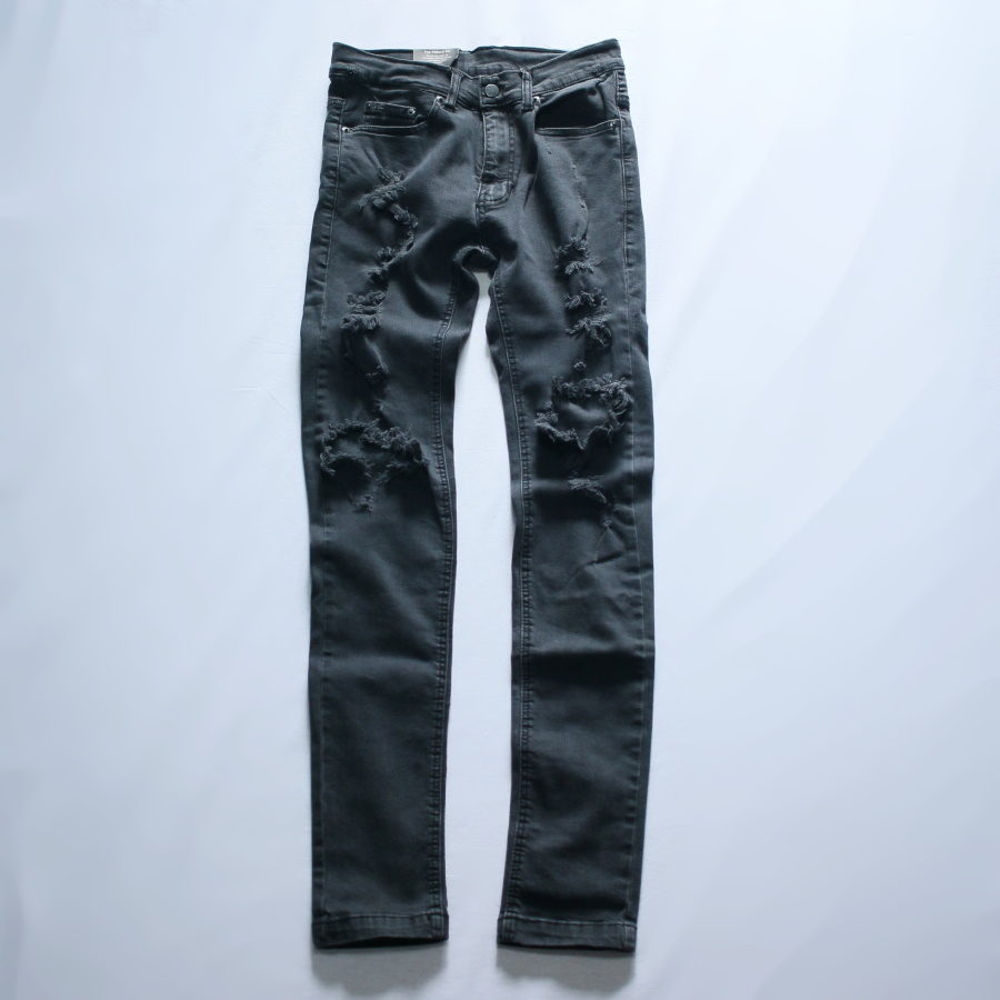 tpvs-destroyed denim blk