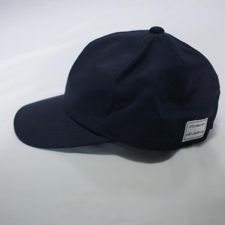 edit-tencel cap-navy