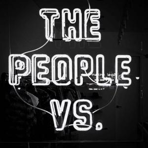 the people vsロゴ画像