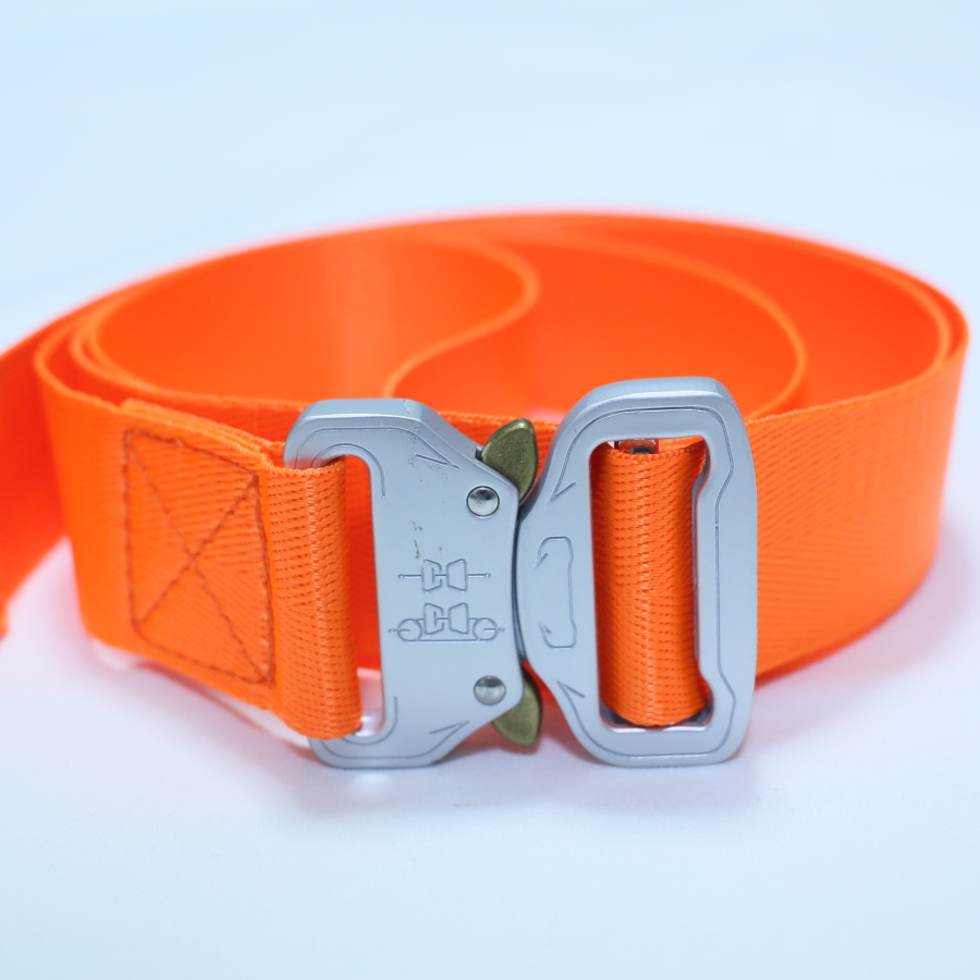 mnml-belt orange