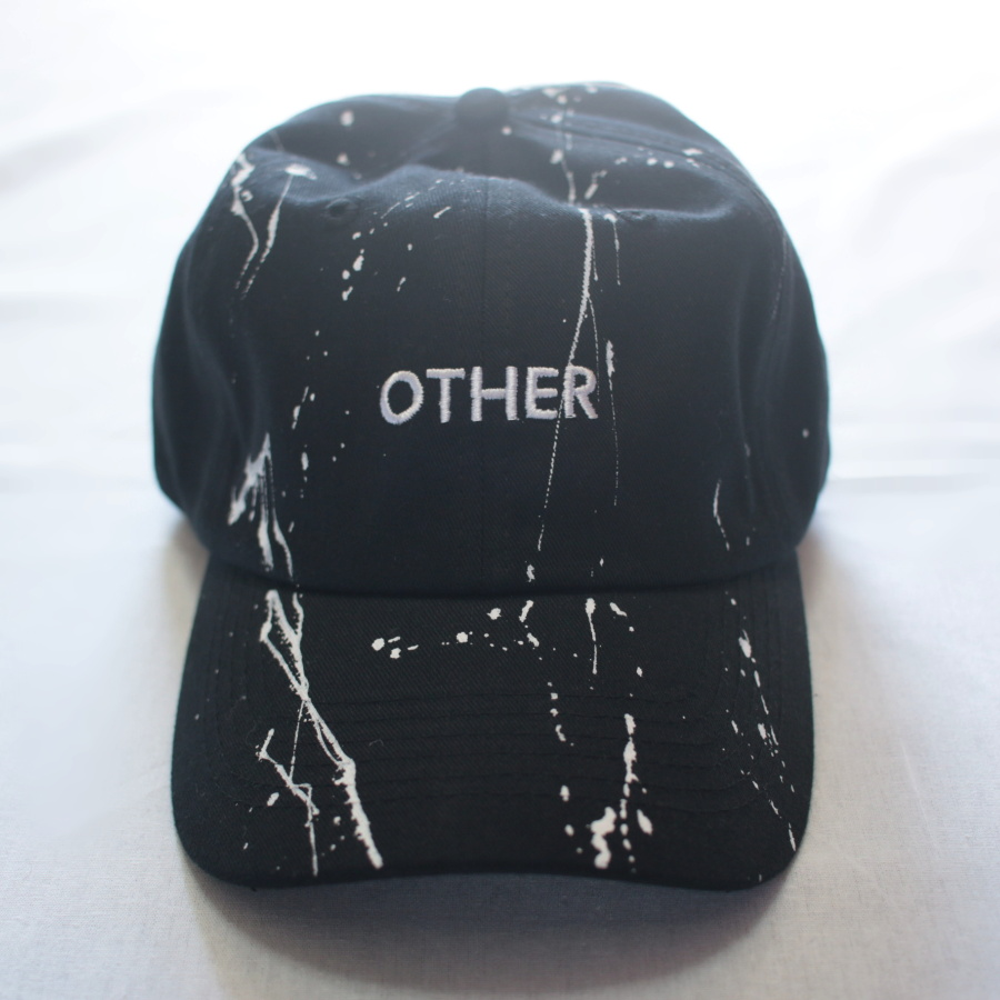 ouk-painted cap-no1