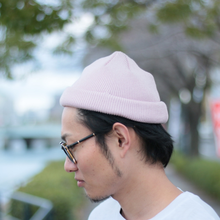 edit-shallow knit-pink