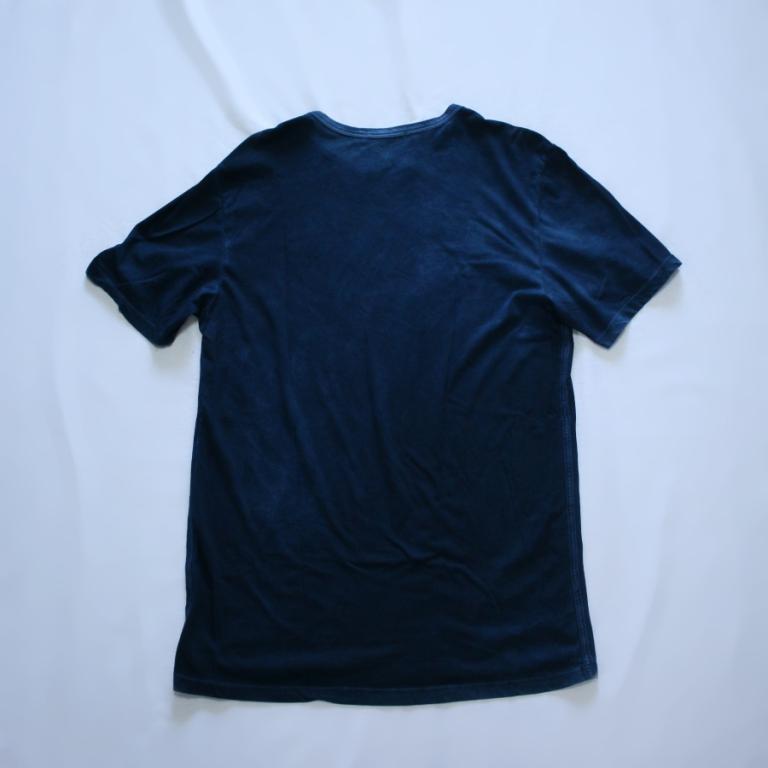 cottoncitizen-classic s/s tee-Navy