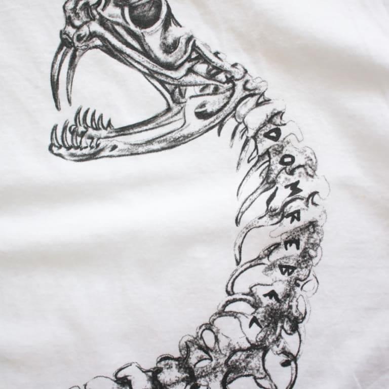 domrebel-tee-snake-wht