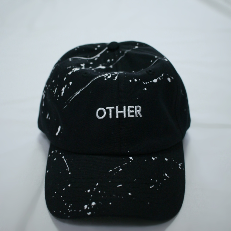 ouk-painted cap-A