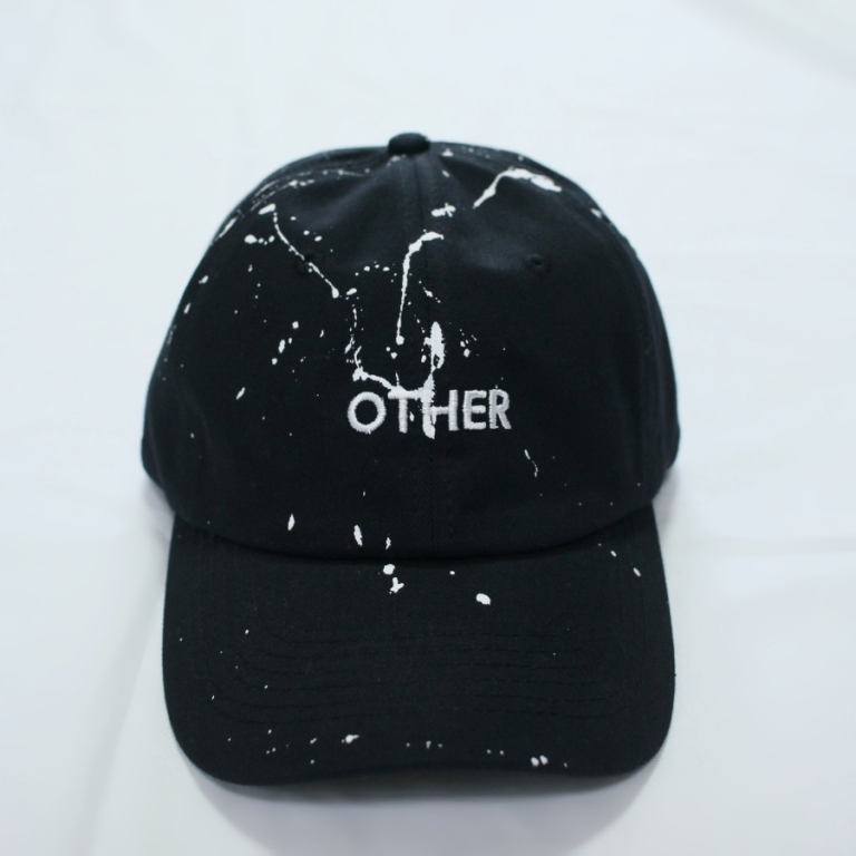 ouk-painted cap-B