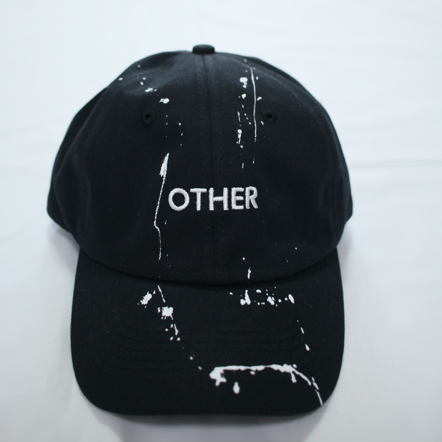 ouk-painted cap-C