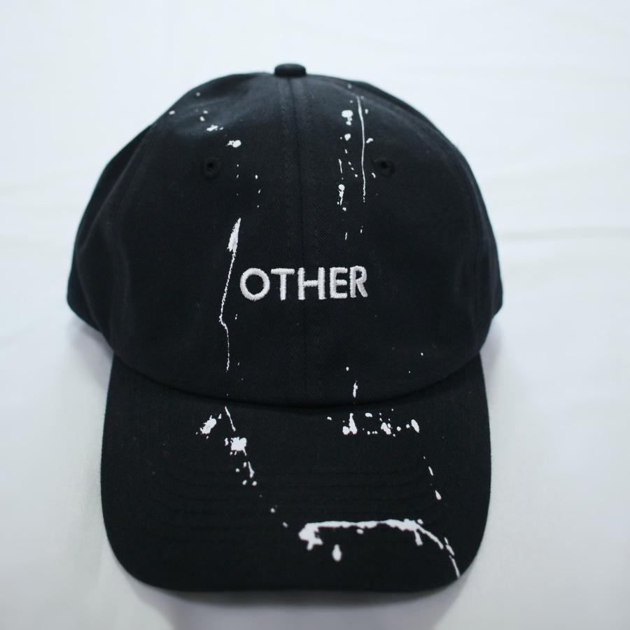 ouk-painted cap-C