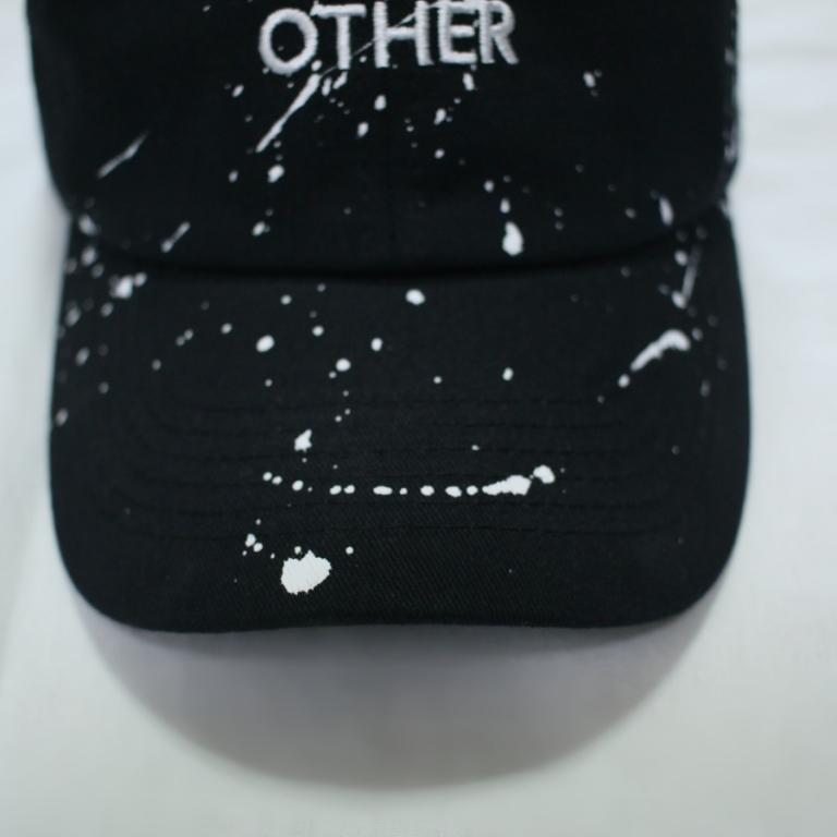 ouk-painted cap-D