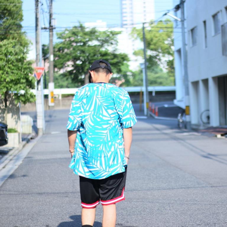Duvin/s/s-shirts-palmtree