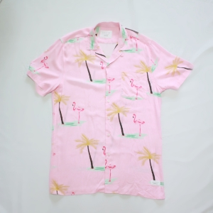 Duvin/s/s-shirts-flamingo