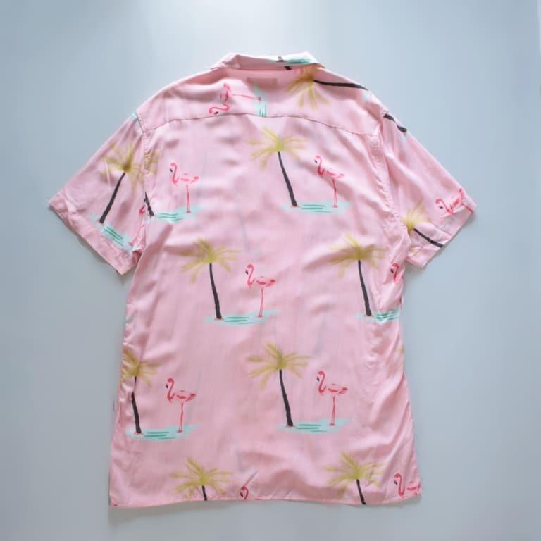 Duvin/s/s-shirts-flamingo