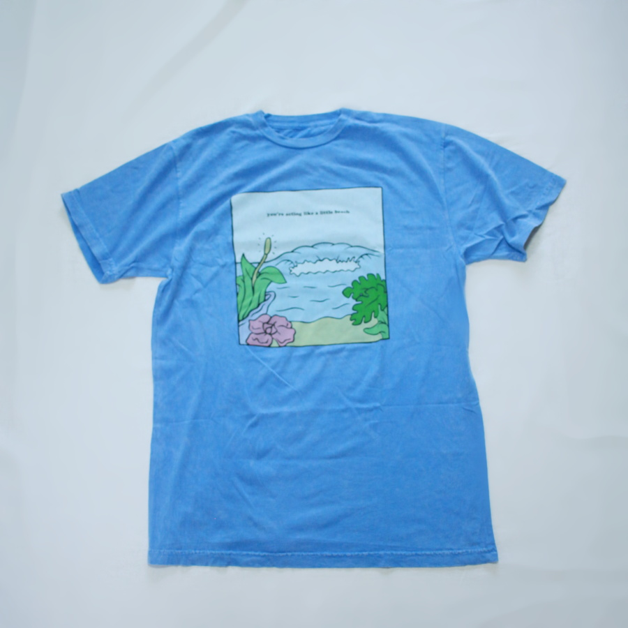 Duvin/beachtee-blue