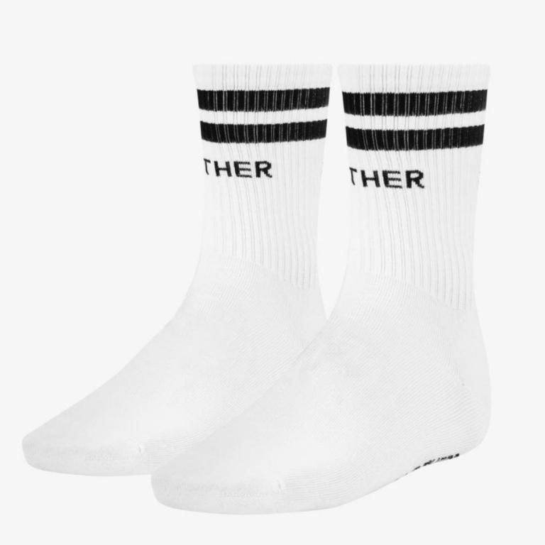 ouk-socks-wht