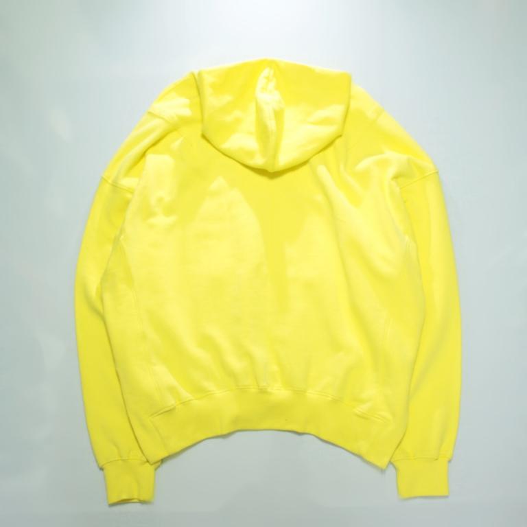 mnml-hoodie-ylw