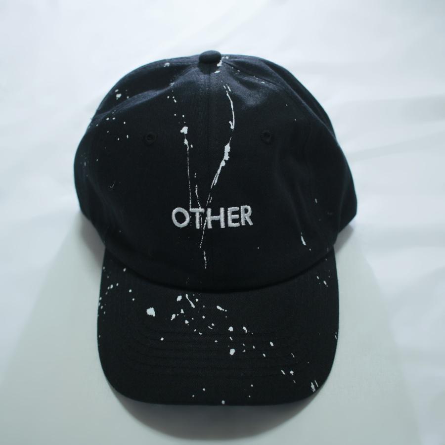 ouk-painted cap-E