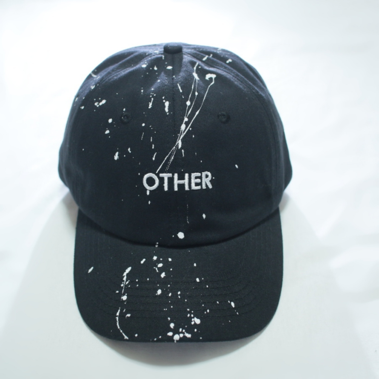 ouk-painted cap-F