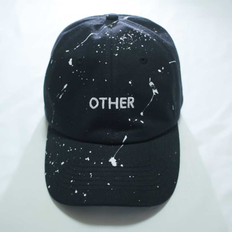 ouk-painted cap-H