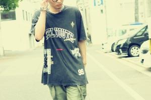 civil Tシャツ4