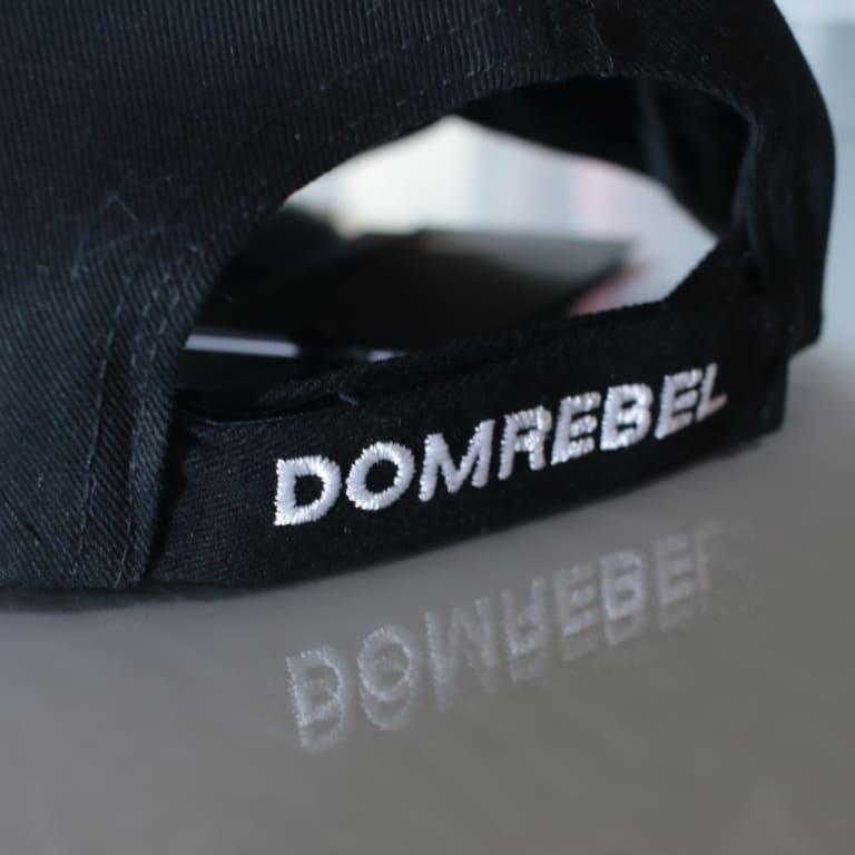 domrebel-logo-cap