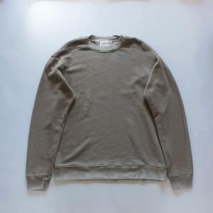 cottoncitizen-bronx-crew neck sweat-vintage ash
